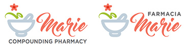 Marie Compounding Pharmacy Logo